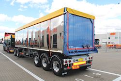Hanstholm Containertransport A/S  - August 2020,