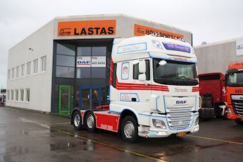DAF XF 510 FTG SSC AS-T til Trifa Transport ApS