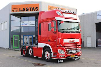 DAF XF 510 FTG SSC AS-T til Oles Trucking