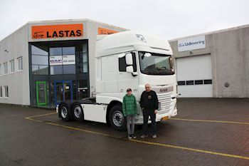 DAF XF 510 FTG SSC AS-Tronic til Tom Hedegaard Nielsen Transport
