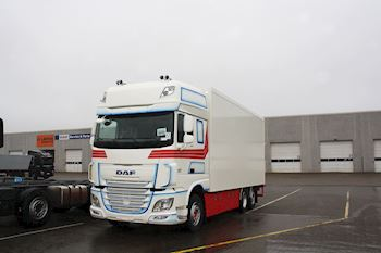 DAF XF 510 FAR SSC AS-Tronic til Trifa Transport ApS