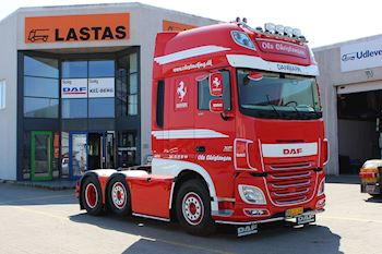 DAF XF 510 FTG SSC AS-Tronic til Oles Trucking
