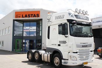 DAF XF 510 FTG SSC AS-Tronic til Brdr. Færch Transport A/S